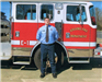 Firefighter Cory James Galloway - January 25, 2009