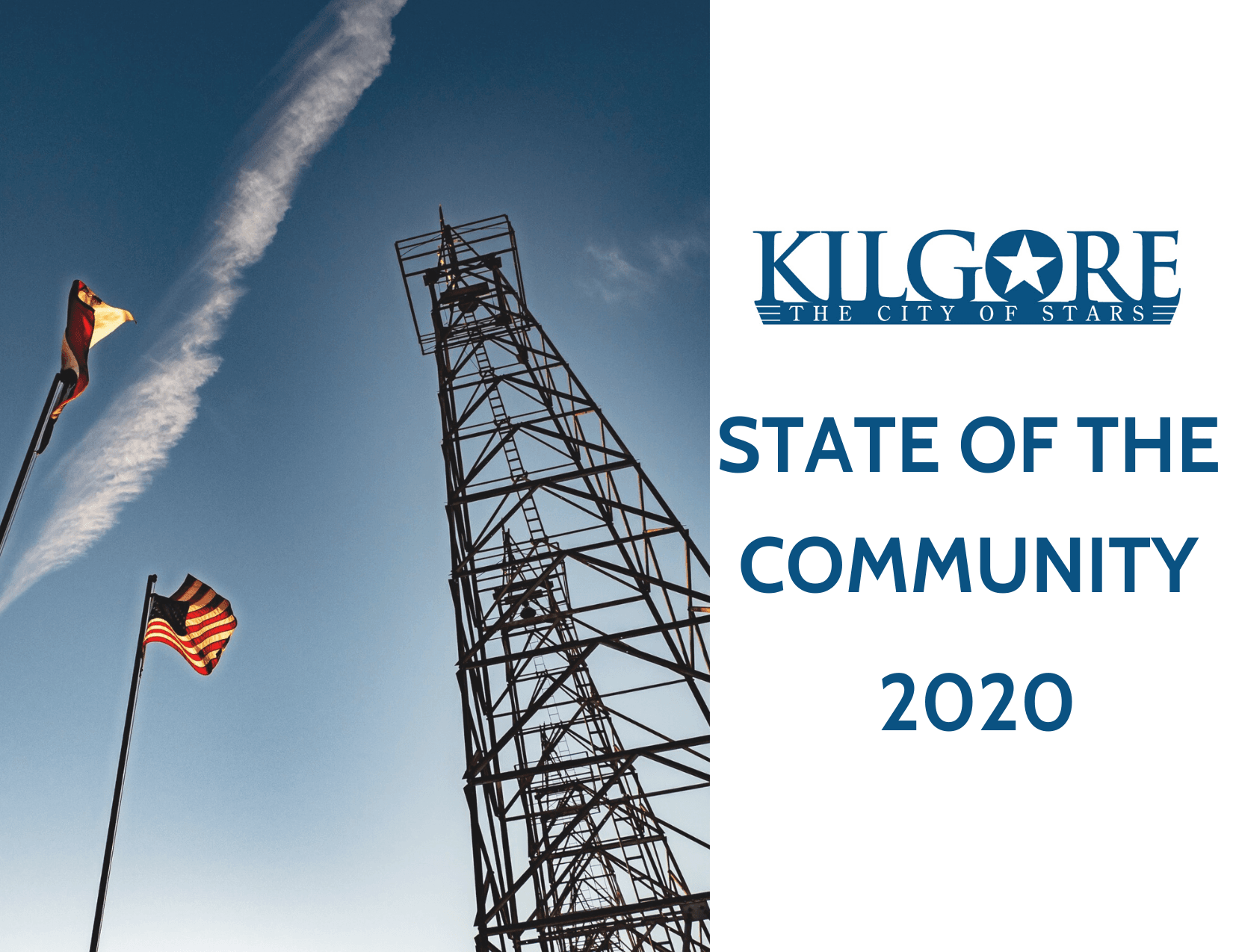 STATE OF THE COMMUNITY KILGORE 2020