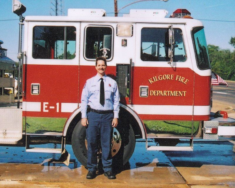Firefighter and Driver Kyle W. Perkins - January 25, 2009