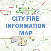 Fire Information Map
