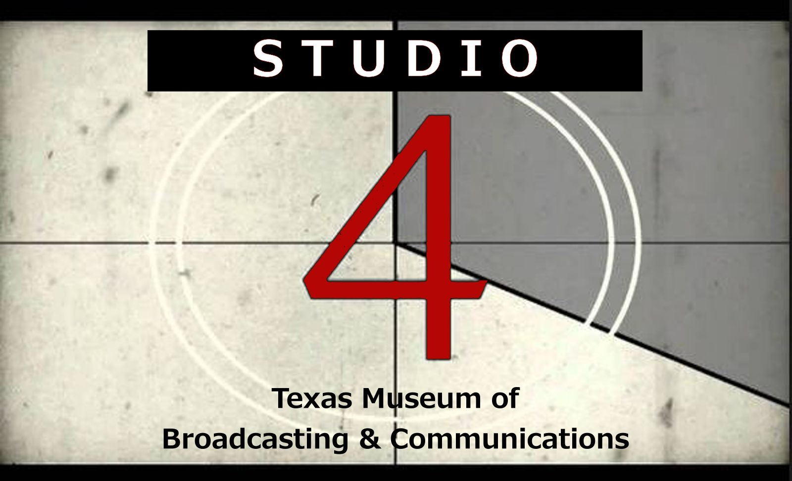 Studio 4 - Texas Museum of Broadcasting and Communications